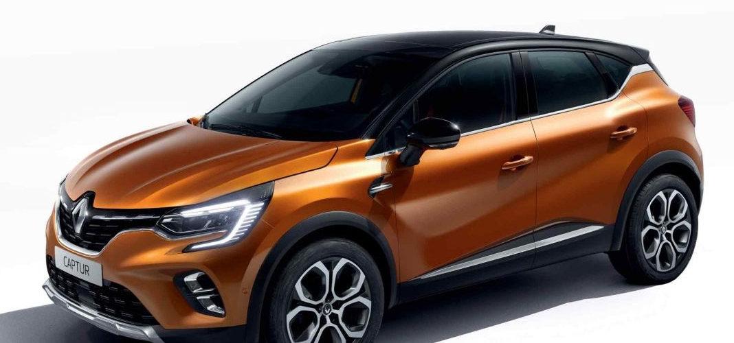 Renault CAPTUR fino a € 5.000* di vantaggi