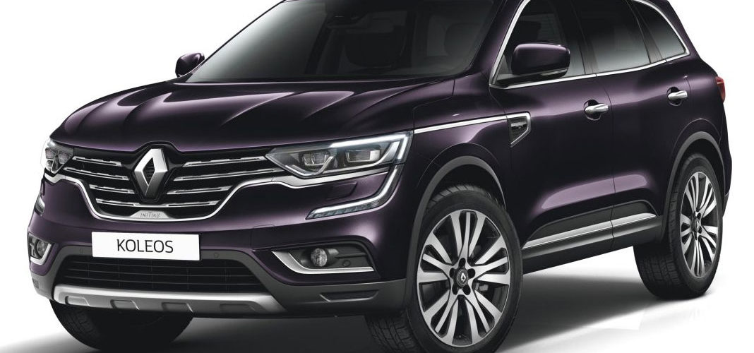 Renault KOLEOS EXECUTIVE dCi 175 X-TRONIC tuo da € 349* al mese
