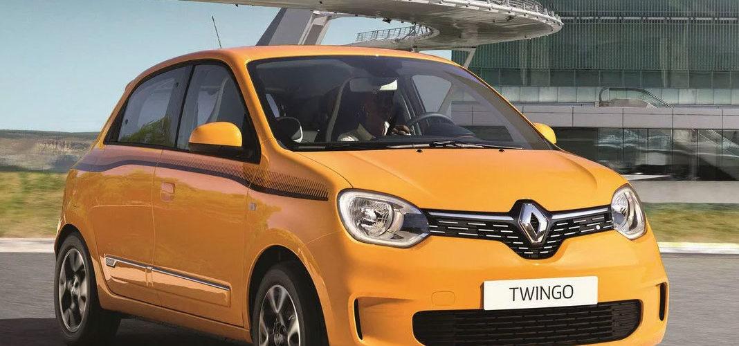 Renault NUOVA TWINGO DUEL sce65 Tua da 89 € al mese