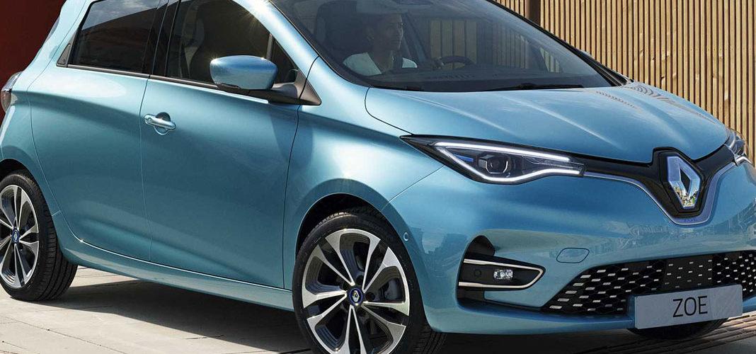 Renault NUOVA ZOE LIFE R110 FLEX 100% ELETTRICA tua da € 119* al mese