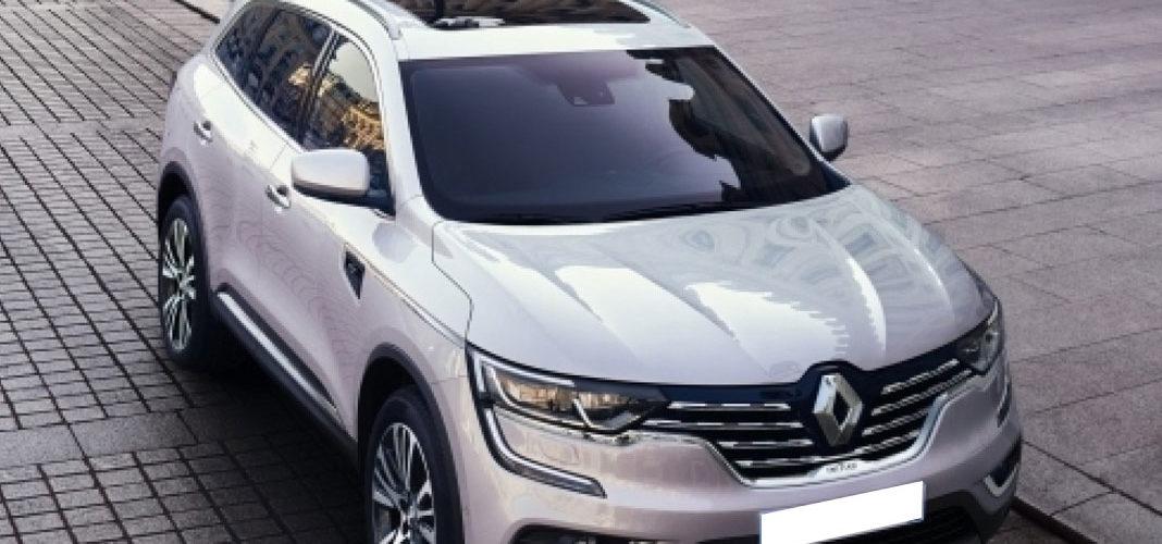 Renault NUOVO KOLEOS EXECUTIVE dCi 150 X-TRONIC tuo da € 389* al mese