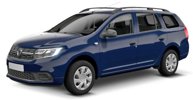 Dacia Logan MCV 1.5 BluedCi 75 CV Comfort