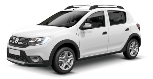 Dacia Sandero Stepway 0.9 TCe Techroad