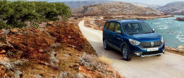 Offerta Dacia Lodgy Da 6 €* al giorno senza anticipo