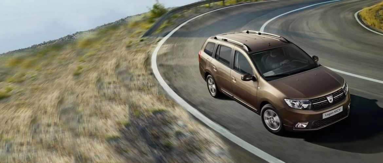 Promozione Dacia Logan MCV Da 4 €* al giorno senza anticipo