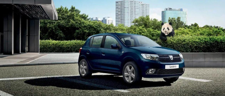 Offerta Dacia Sandero Streetway da 3 €* al giorno senza anticipo