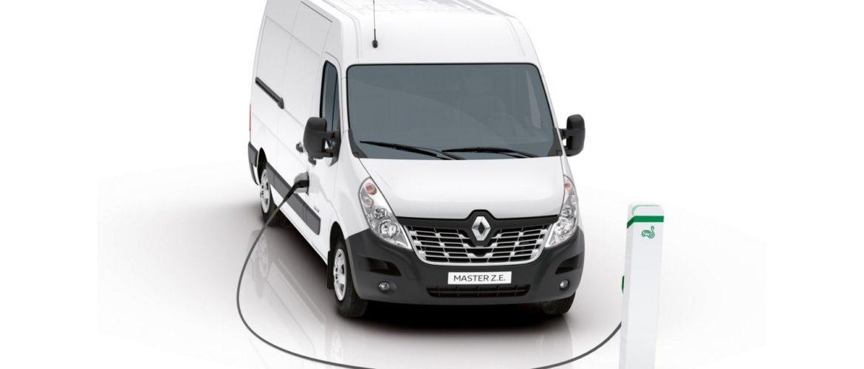 Renault MASTER Z.E. FG L1H1 Tuo da 679 €* al mese