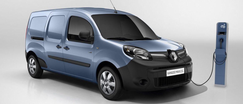 Renault Kangoo Z.E. ICE tuo da 279 €* al mese