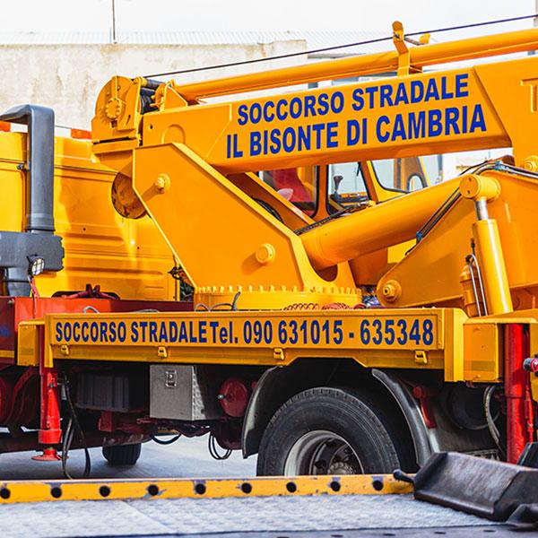 Soccorso Stradale Messina - Il Bisonte