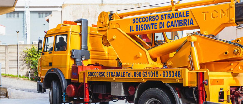 Covid-19, continua il nostro Servizio Soccorso Stradale a Messina
